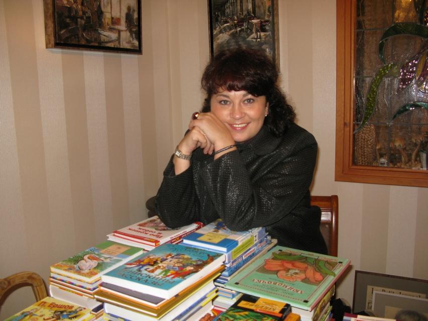 Руководитель детской студии Катерина Шутова